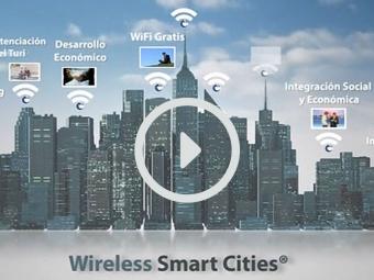Video WIRELESS SMART CITIES GOWEX